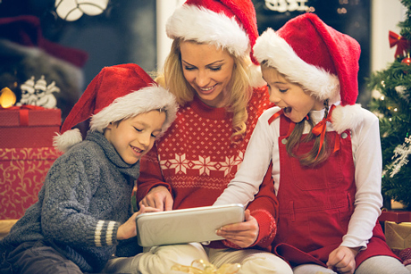 Marketing online vendite natale